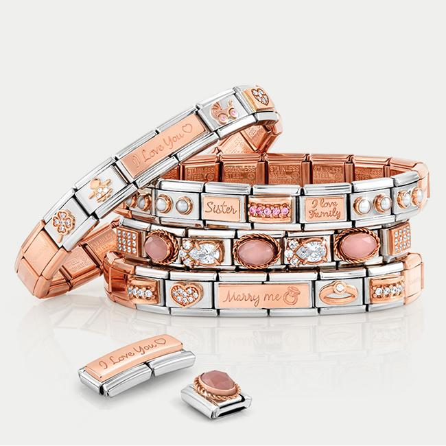 nomination-bracelet-jewellery-charm-john-greed-rose-gold-argo-link-stockist-south-africa-amazon-nwj-launceston